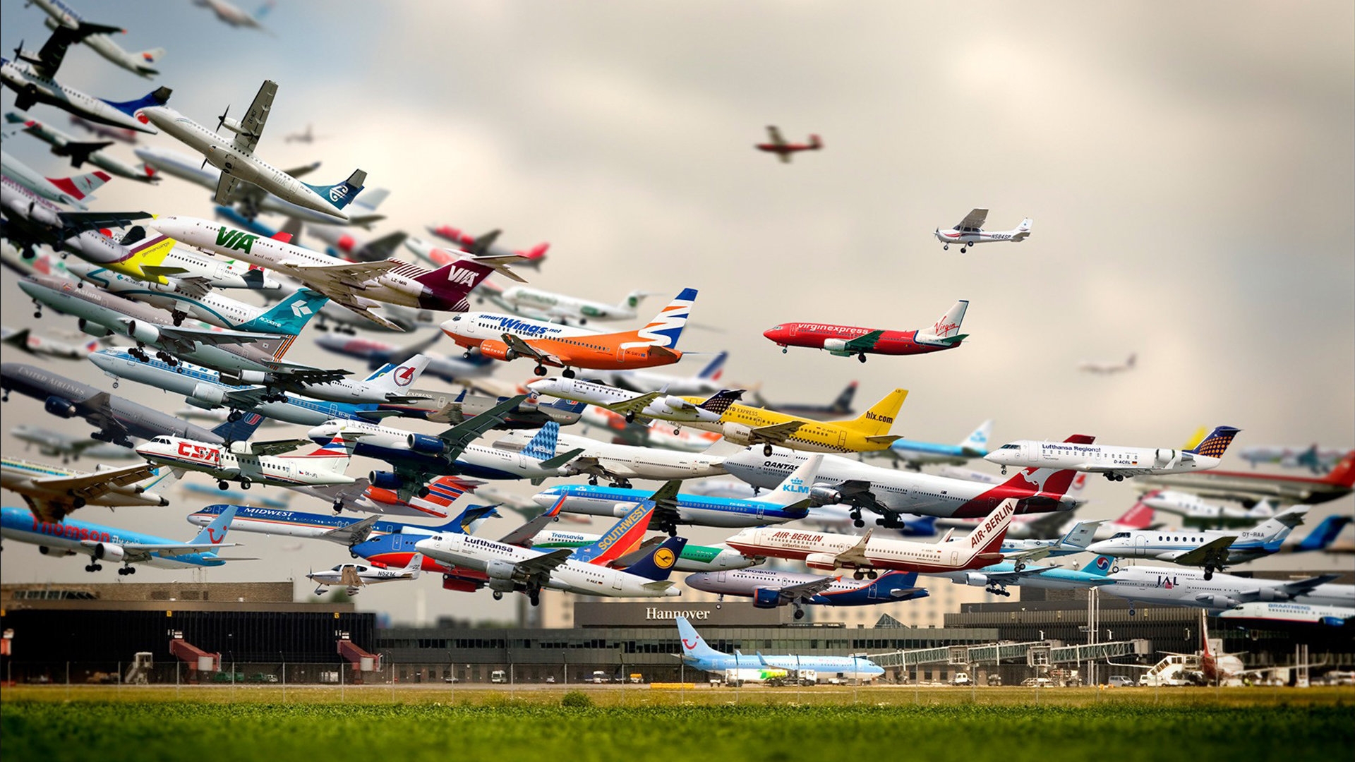 Aircraft Wallpaper HD