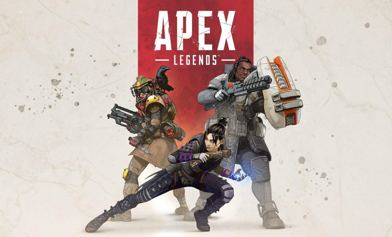 Apex Legends Awesome Caustic Artwork