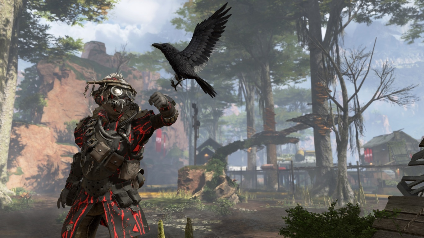 Apex Legends Bloodhound HD Wallpapers