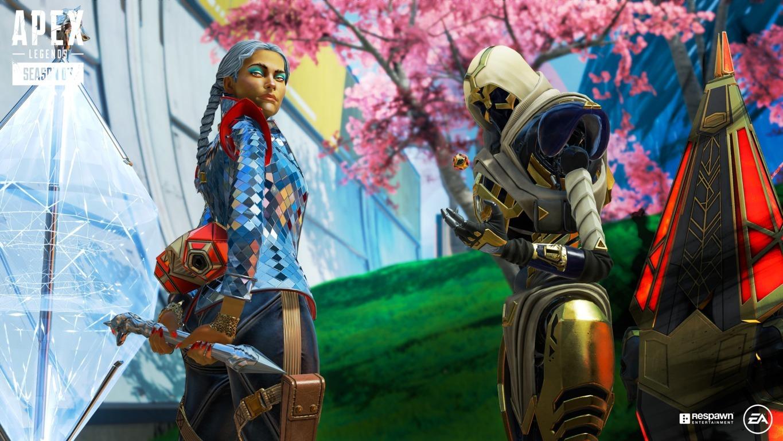 Apex Legends Characters Wallpaper Ultra Hd 4k
