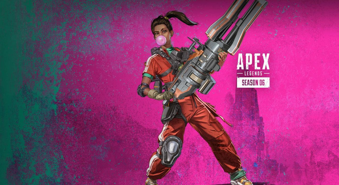 Apex Legends Game HD Wallpaper
