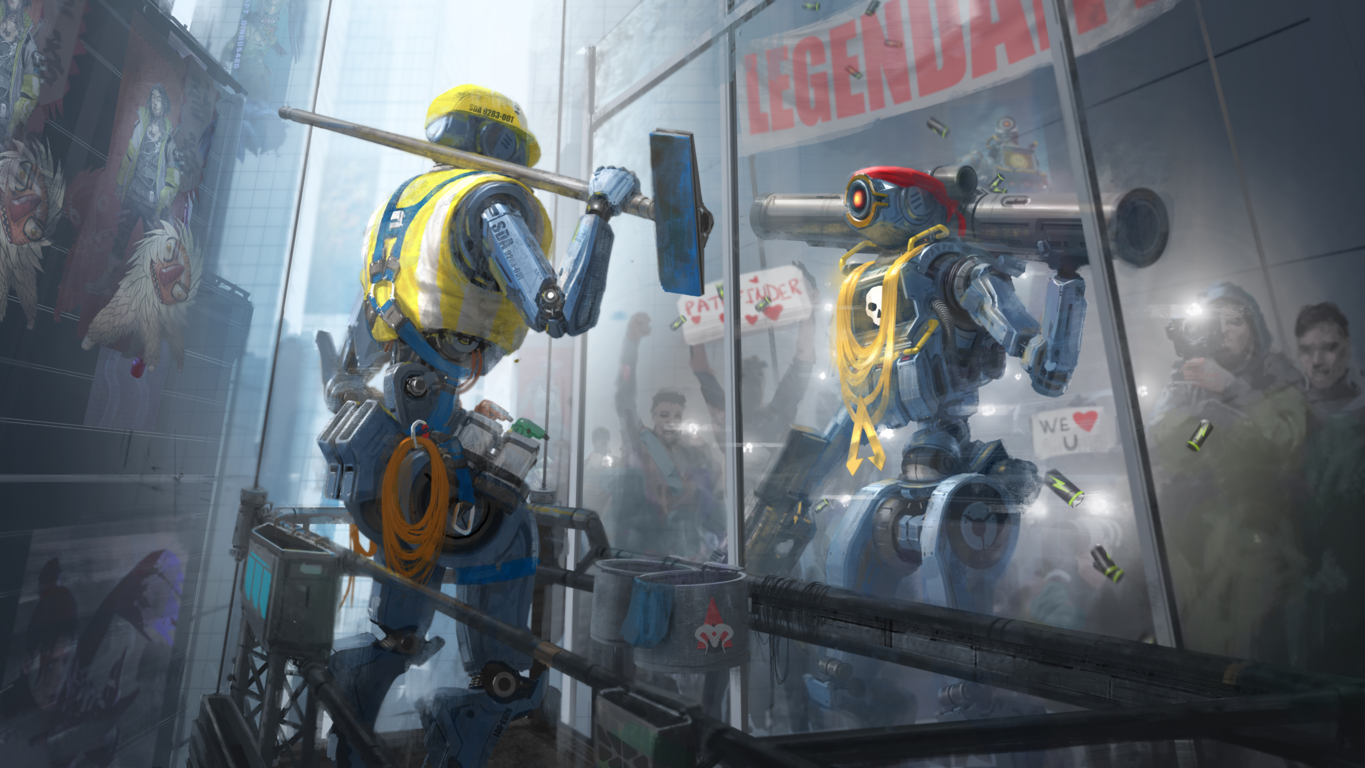 Apex Legends In Bar Games 4k Wallpapers Image Backgrounds Hd
