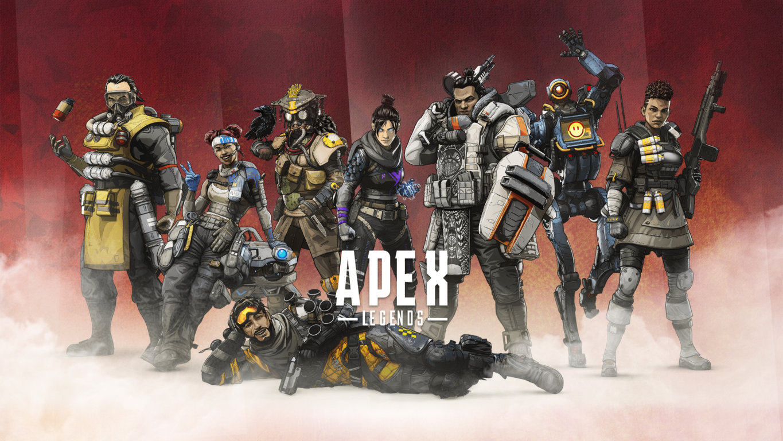 Apex Legends Map Wallpapers