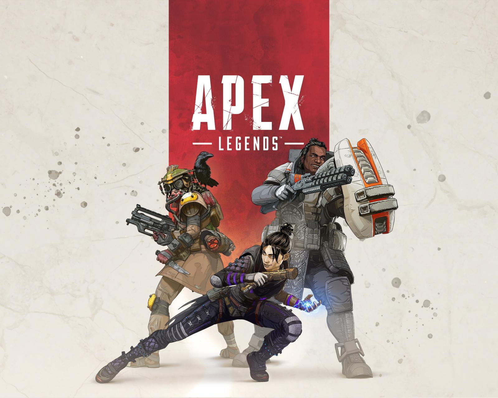 Apex Legends Wallpaper Legend Phone Wallpaper Apex