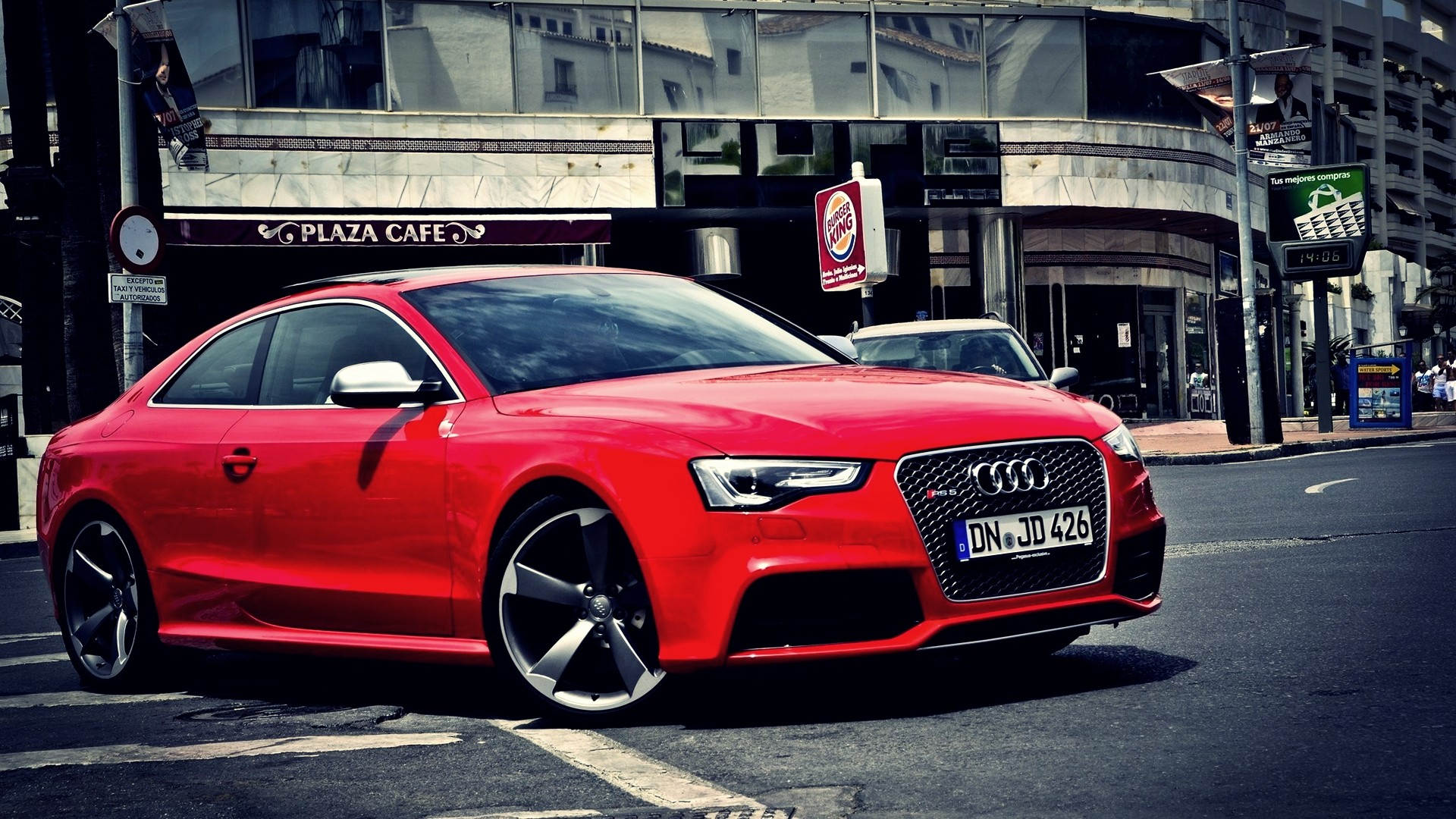 Audi Hd Wallpaper And Image Background