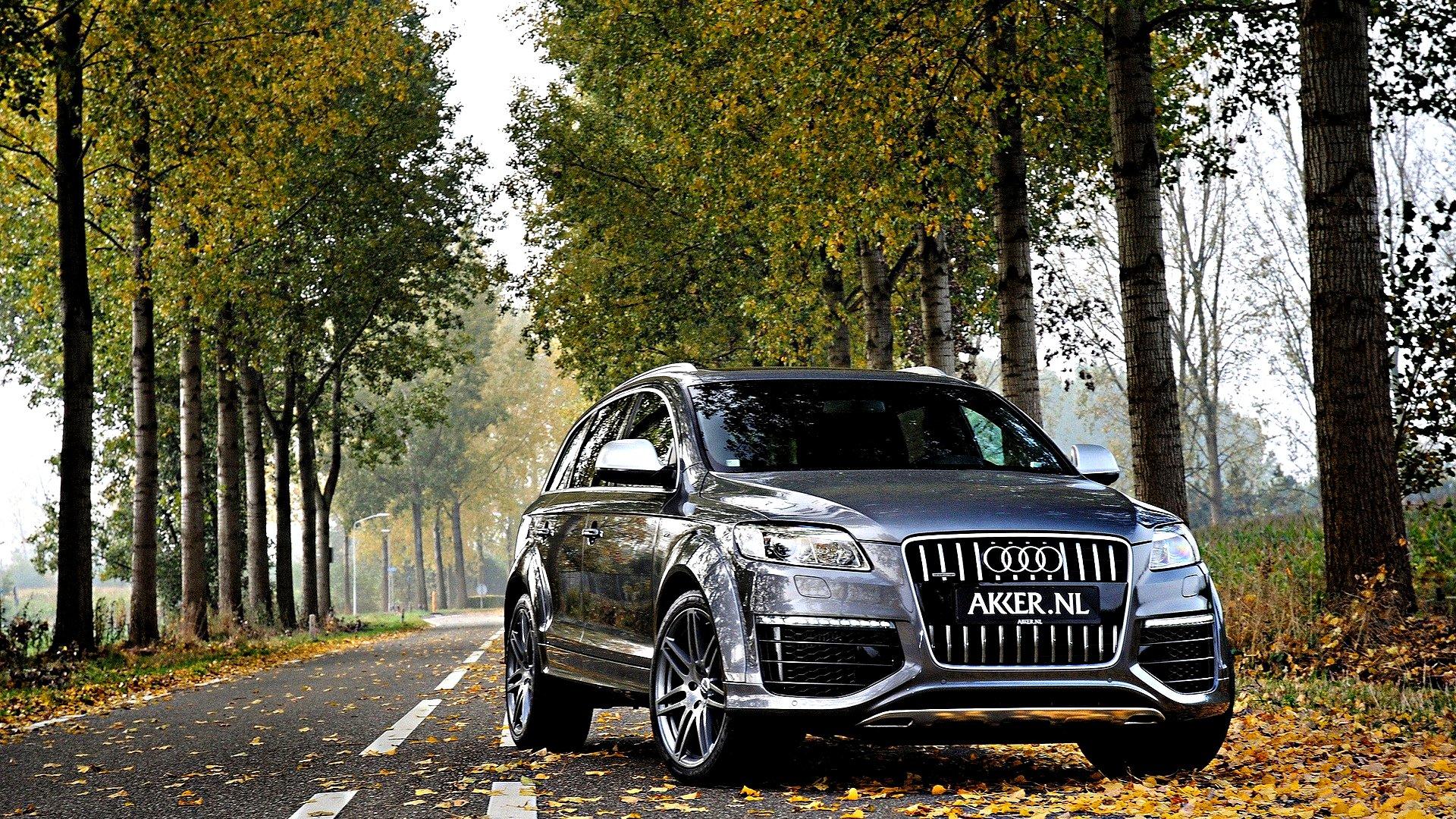 Audi Wallpaper 4K