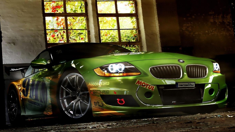 BMW Car HD Wallpaper Slideshow