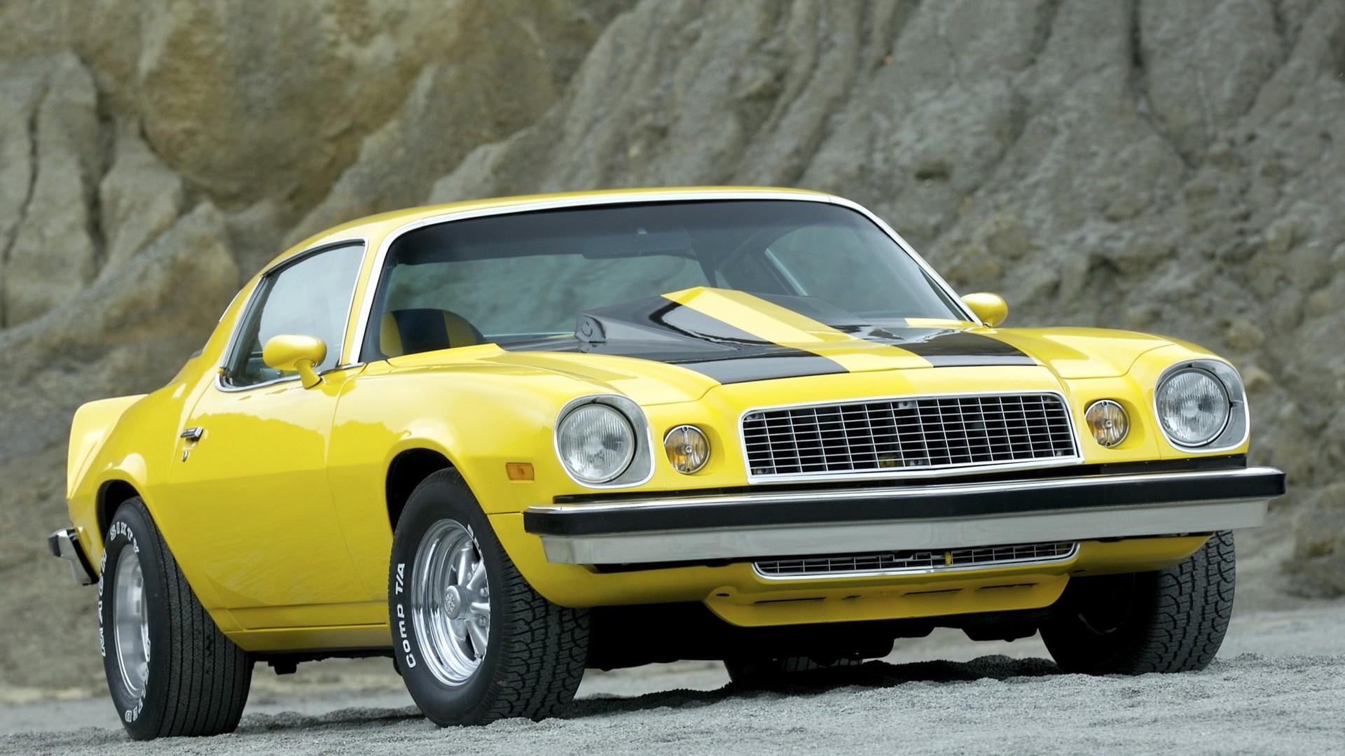 Chevrolet Camaro SS Convertible Wallpapers