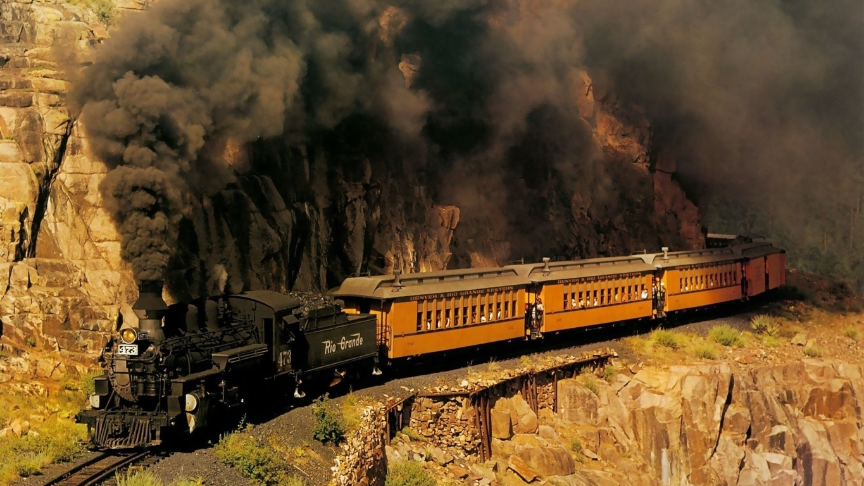 Custom Hd 48 Free Wallpaper Collection Train