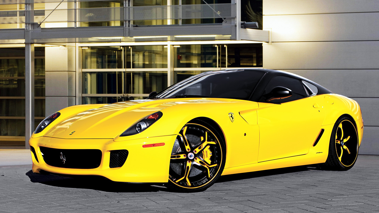 Ferrari HD Desktop Wallpaper
