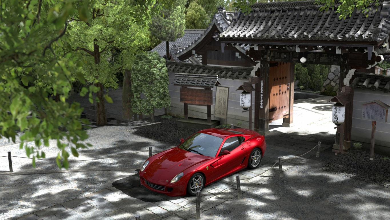 Ferrari Wallpaper Widescreen Free Subwallpaper Download