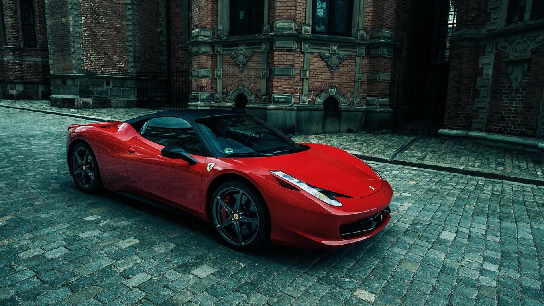 Ferrari White Hd Cars Wallpaper Image Background 4k
