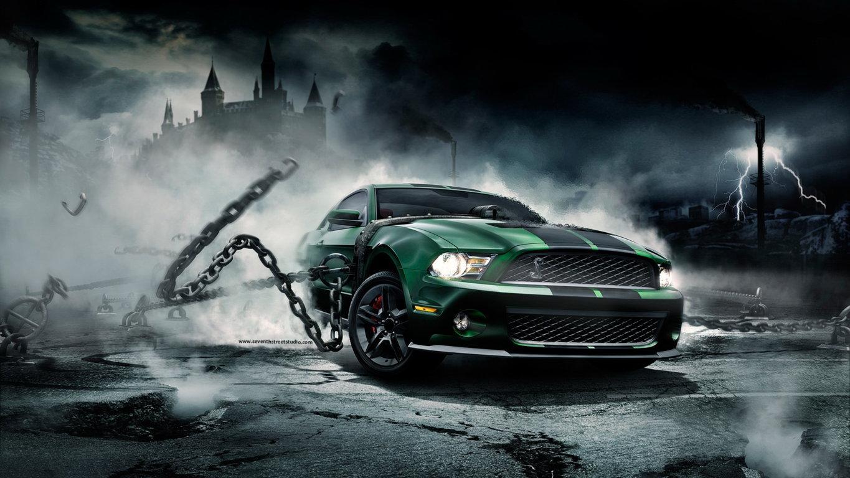 Ford Mustang 4k Desktop Wallpaper For 4k Ultra Hd Tv Hd