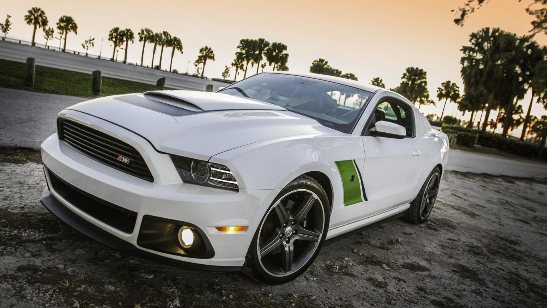 Ford Mustang Design Sketch Wallpaper Hd
