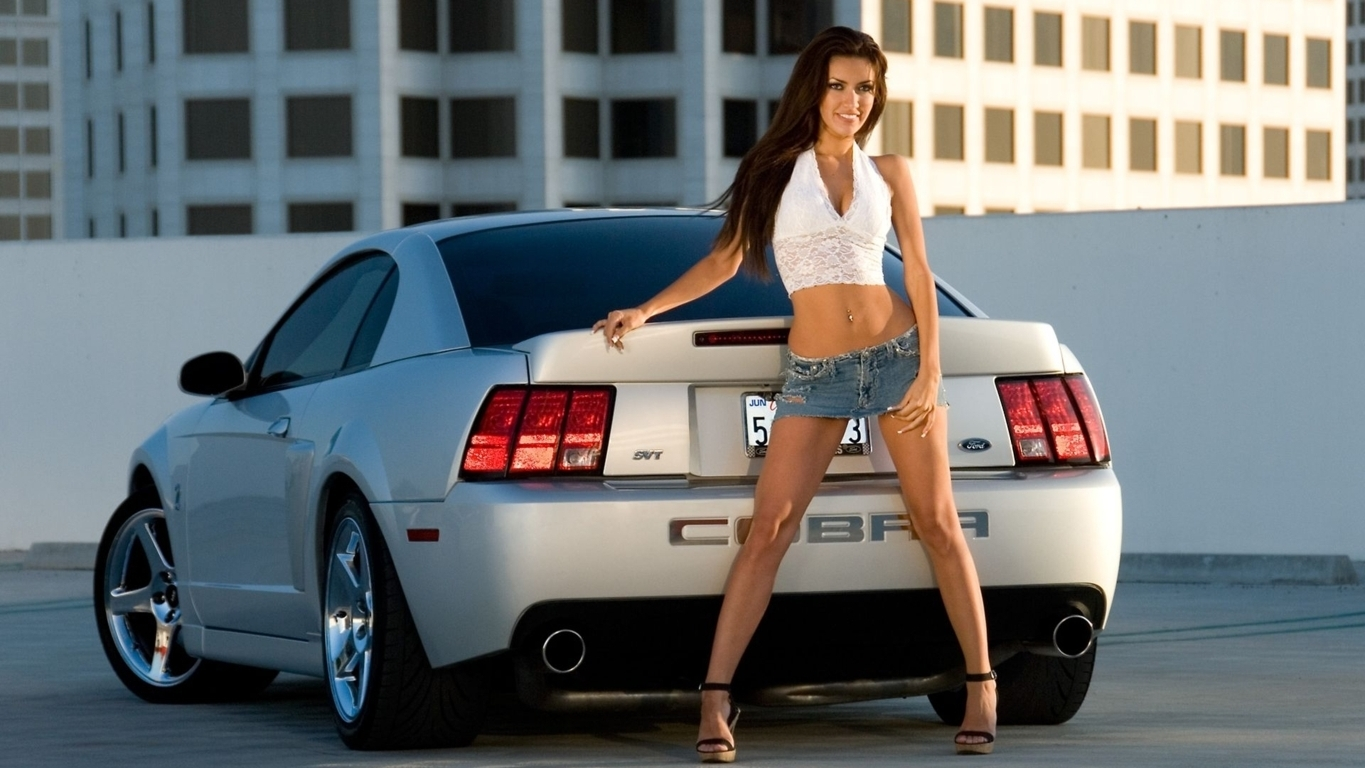 Ford Mustang Gt Wallpaper Image Picture