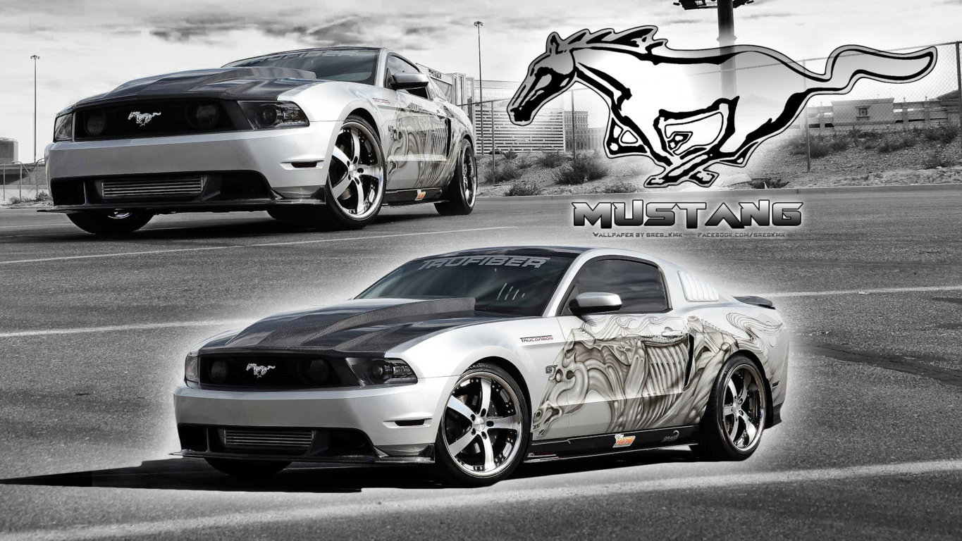 Ford Mustang Hd Wallpaper The Wind Of Change Riding