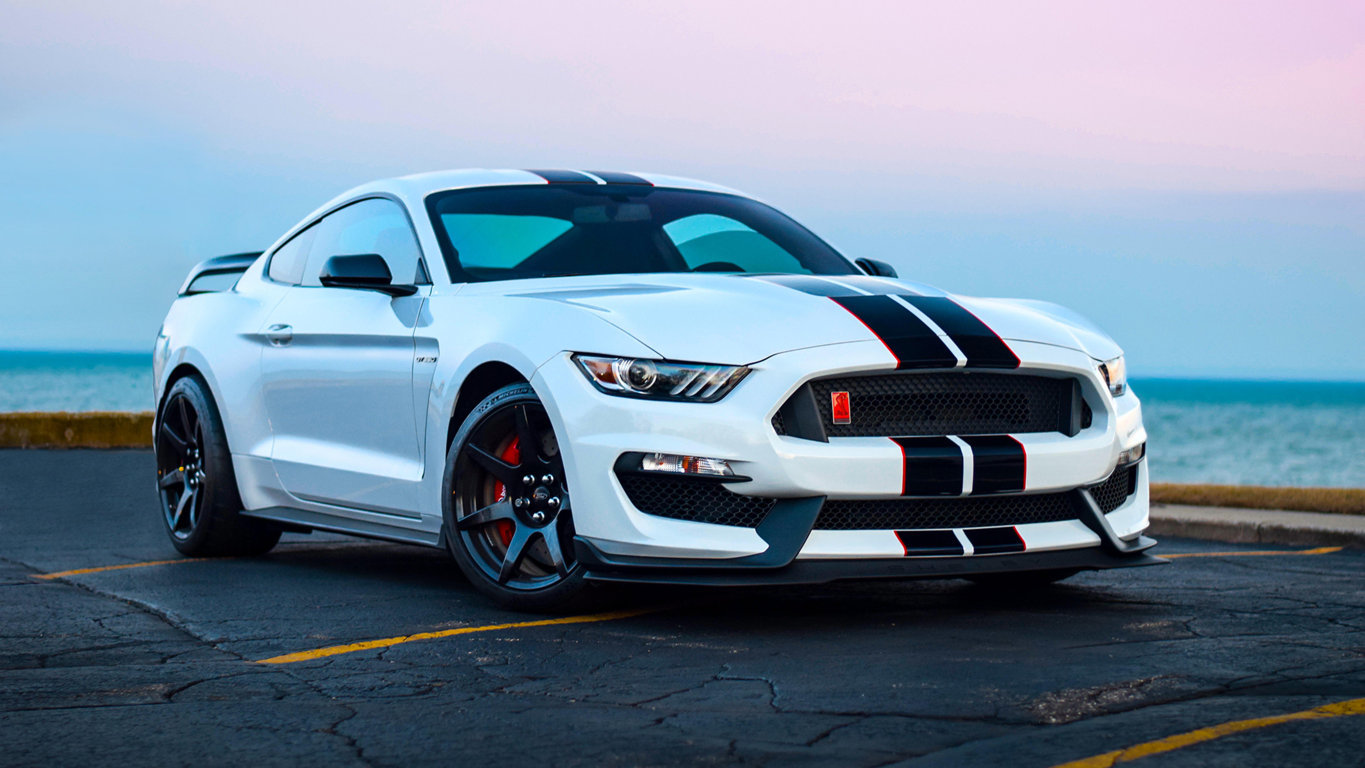 Ford Mustang Shelby Gt500 Cars Sunset Wallpaper Muscle