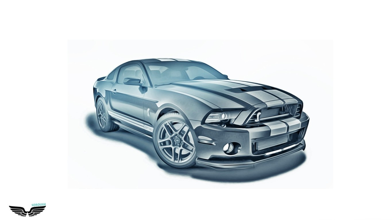 Ford Mustang Wallpaper Hd Ford Mustang Collection Fungyung Image