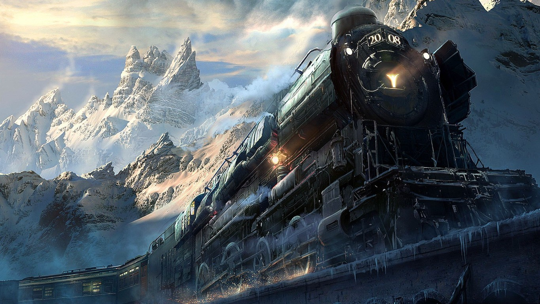 Full Hd Train Wallpaper & Desktop Background All Image