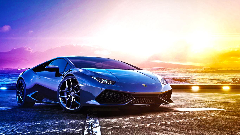 Full Hd Wallpapers Lamborghini Lux Night Desktop Murcielago