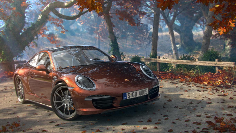 FunMozar The Classic Porsche Car