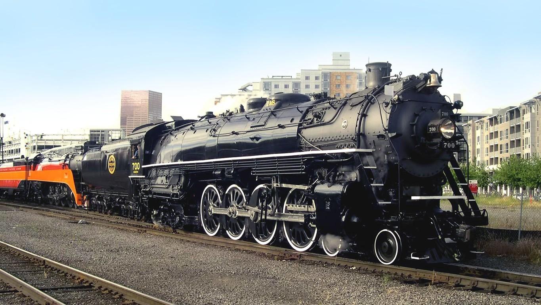 HD Train Wallpaper