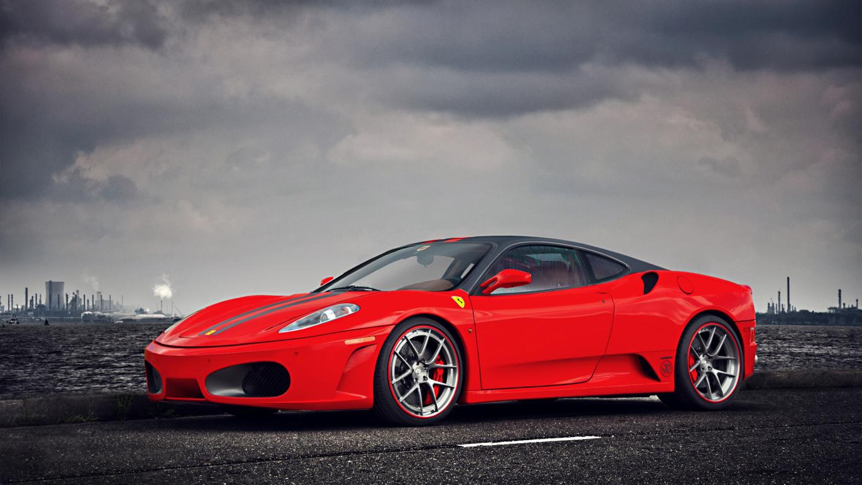 Hd Ferrari Wallpaper For Download Free