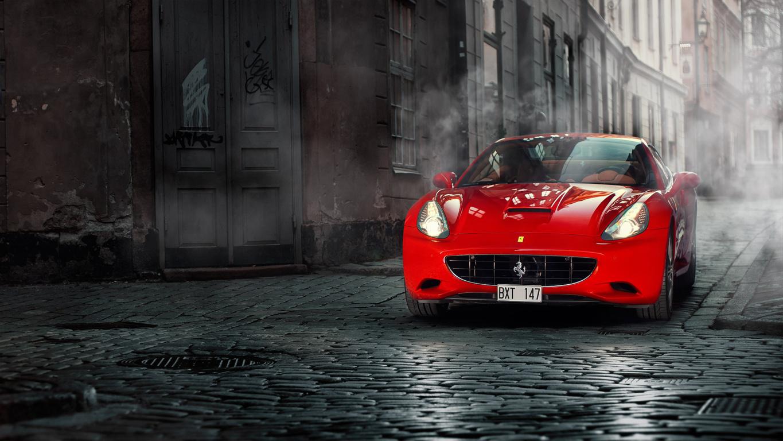 Hd Ferrari Wallpaper