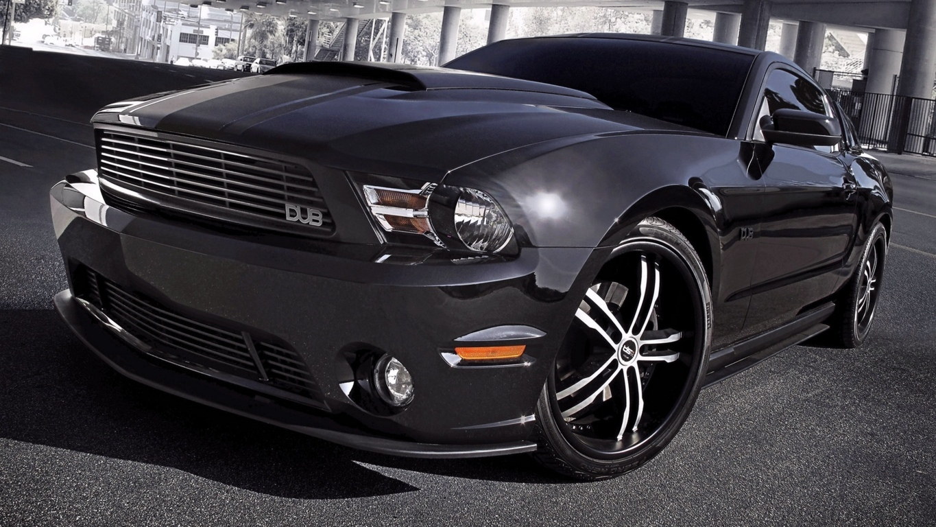 Hd Mustang Wallpaper For Download Free