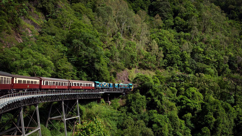 Hd Train Railroad Trains Locomotive Desktop Train Engine
