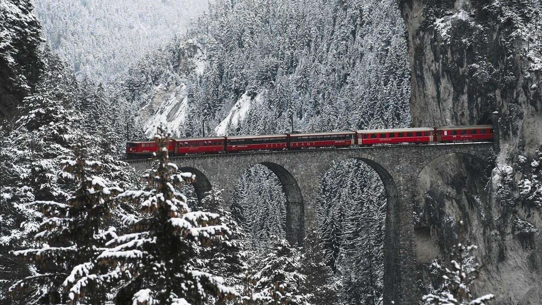Indian Railway Double Decker Train