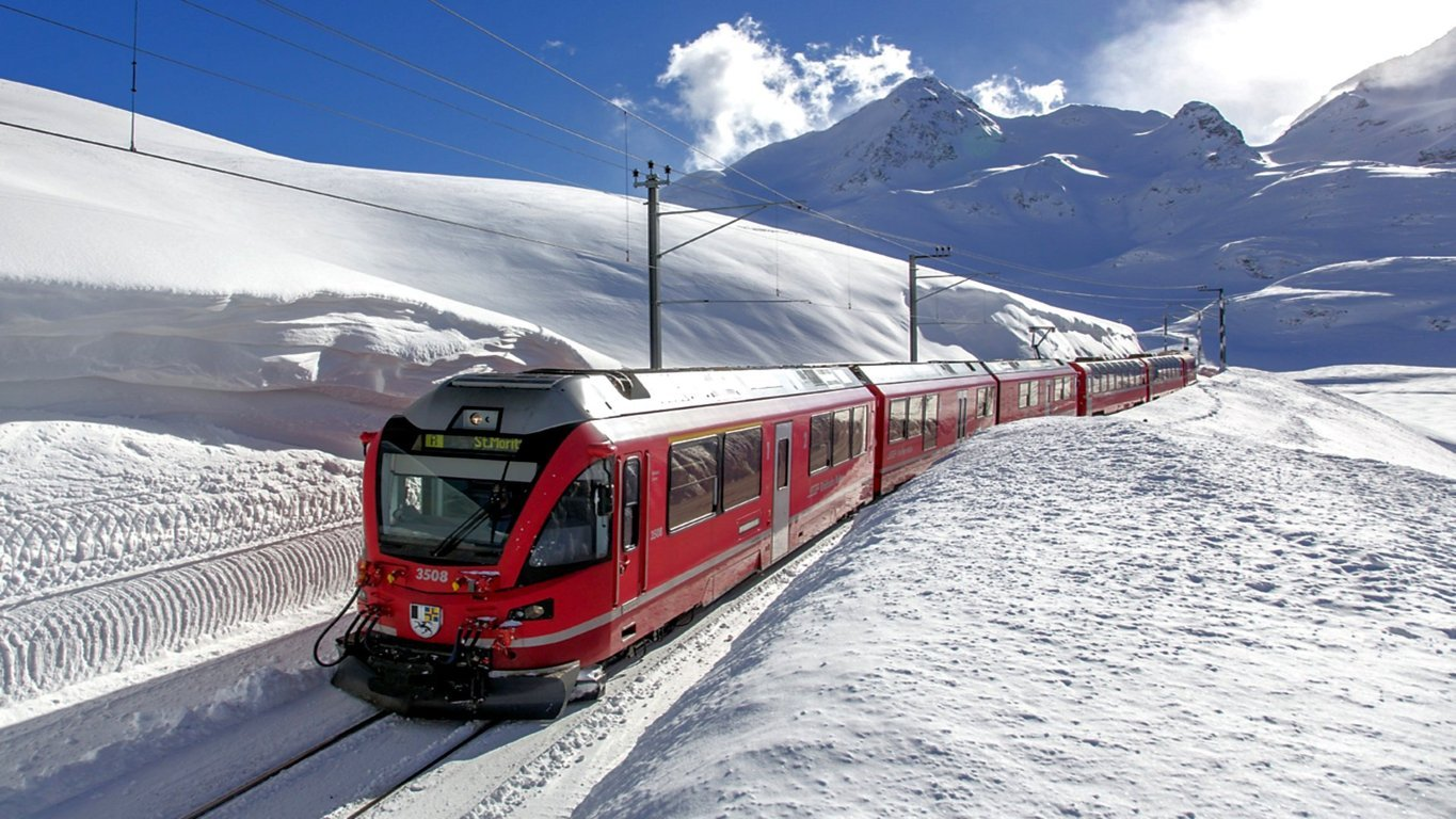 Indian Train Pictures Wallpapers