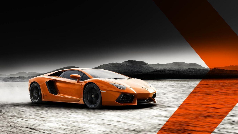 Lamborghini Doors Open Wallpaper