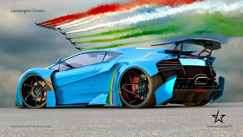 Lamborghini Wallpapers HD 4K
