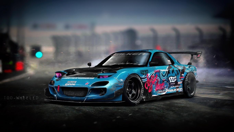 Mazda 3 Live Picture Wallpaper Hd