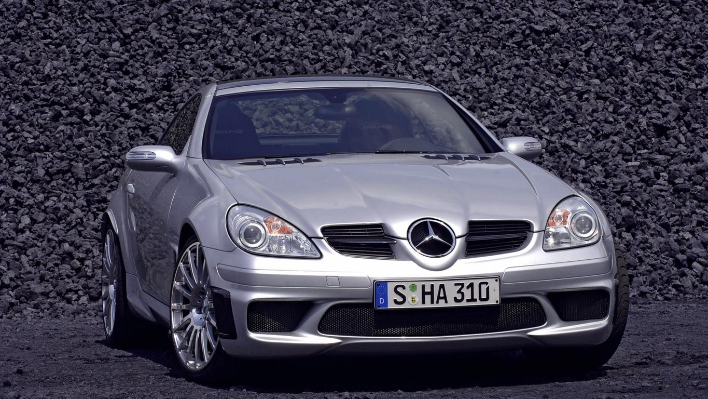 Mercedes Benz C Class Automotive Wallpaper Traffic 30757