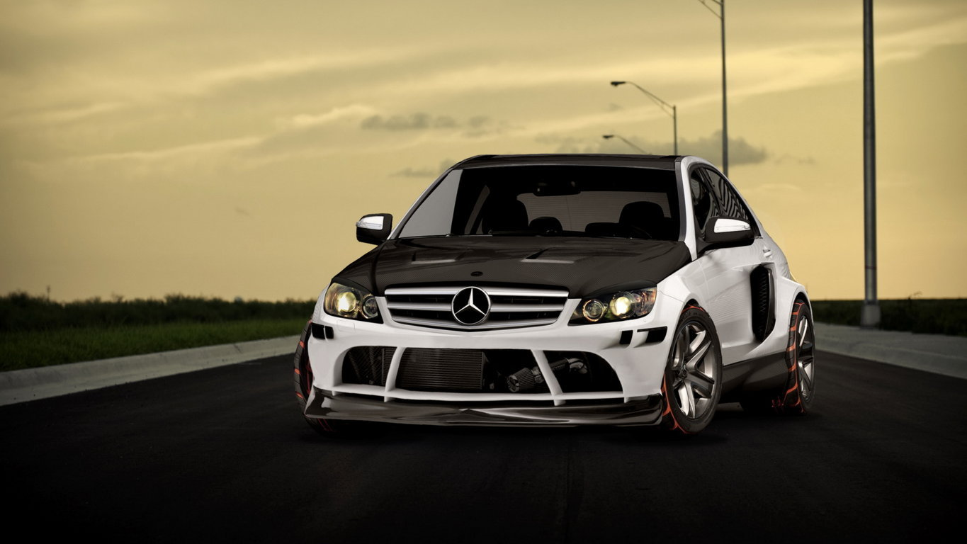 Mercedes Benz Car Wallpapers Pictures