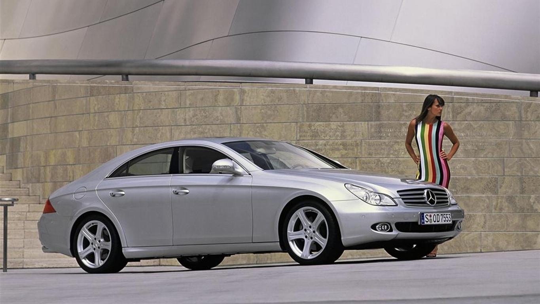 Mercedes Benz Hd Desktop For 4k Wallpaper