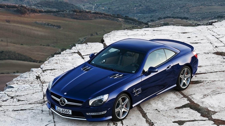 Mercedes Benz Hd Desktop High Definition Fullscreen Wallpapers