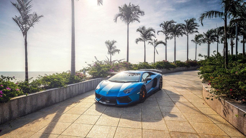New Lamborghini Wallpaper