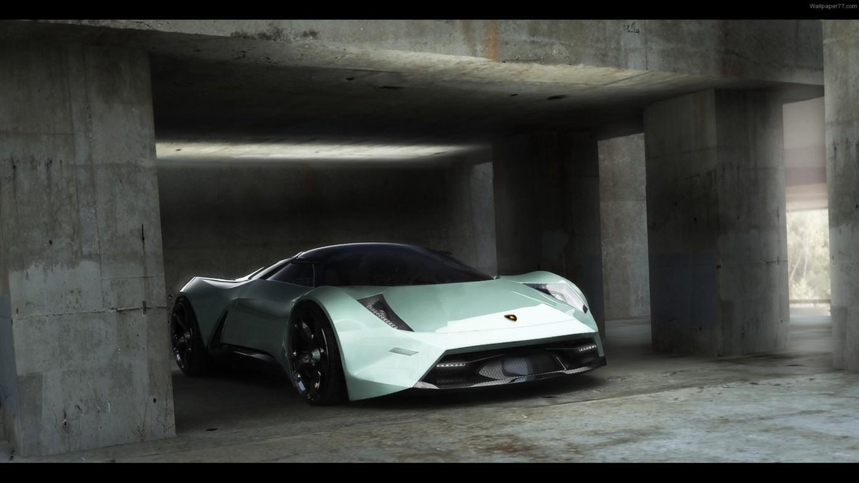 Nice full HD Lamborghini wallpaper