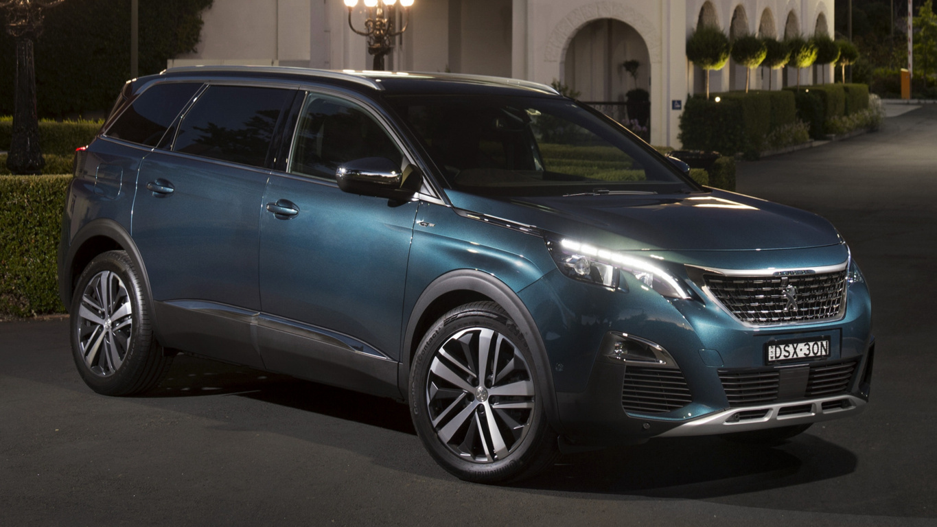 Peugeot Car Wallpapers Pictures