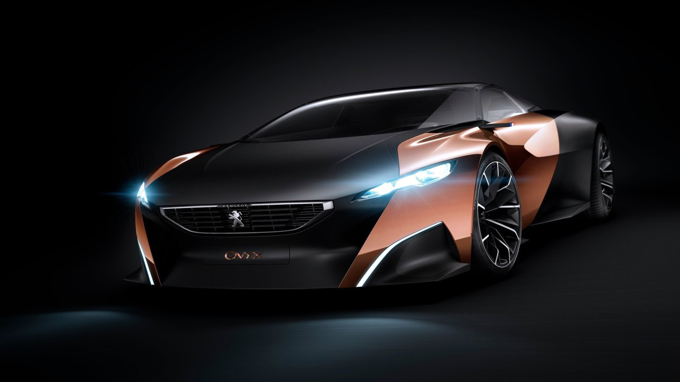 Peugeot Hd Wallpaper And Image Background