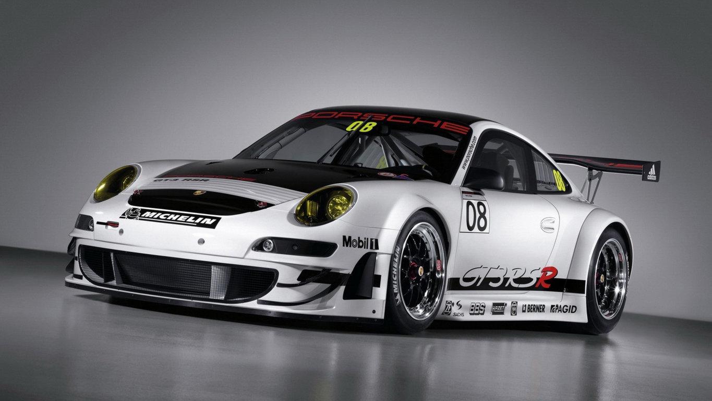 Porsche 911 GT3 4K Wallpaper