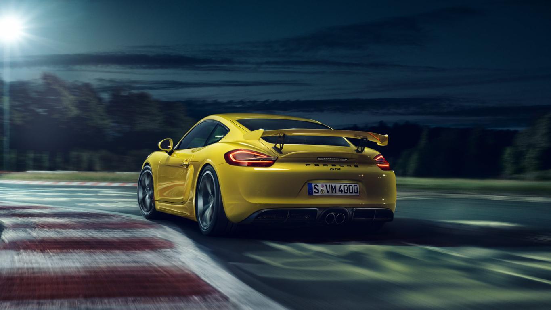 Porsche 911 Turbo Stinger Wallpaper