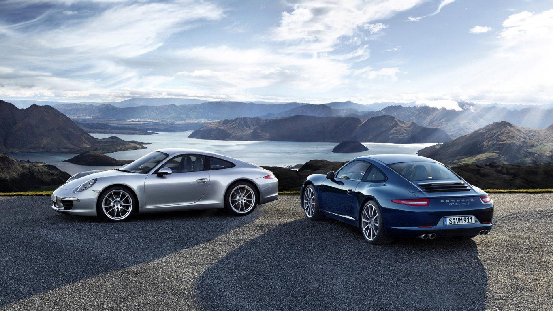 Porsche Wallpapers Ipod