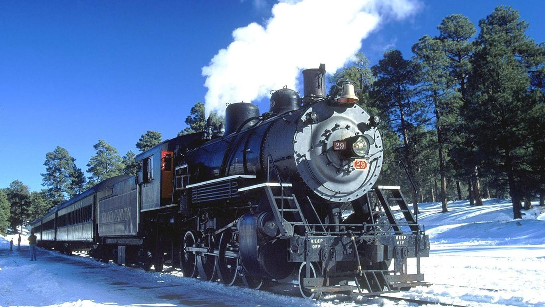 Railroad HD Wallpaper Background Wallpaper