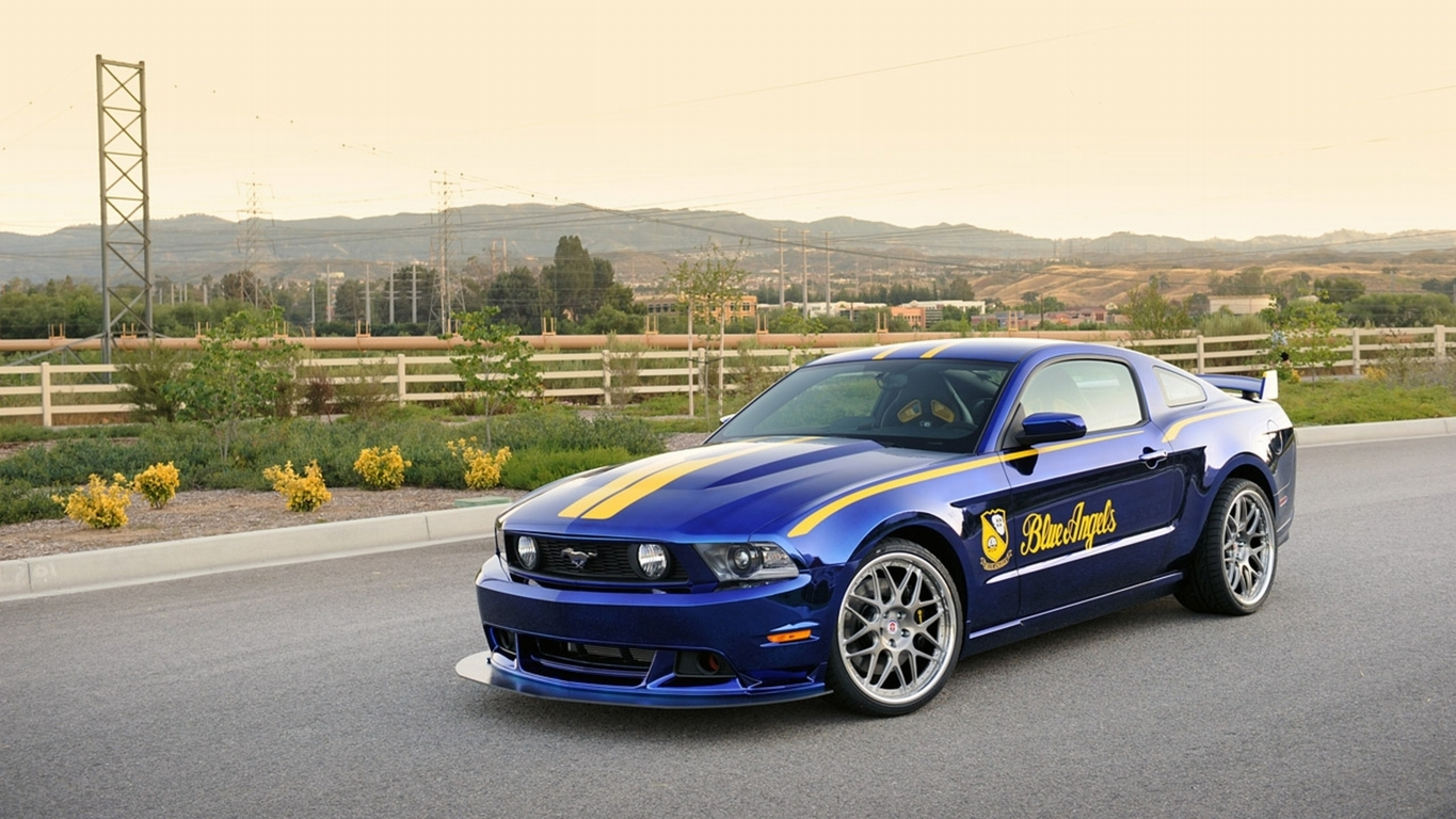 Red Ford Mustang Wallpaper Quality Red Ford Mustang Image Hd