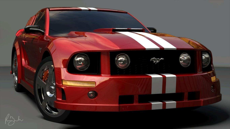 Shelby Gt350r Mustang Wallpaper Hd