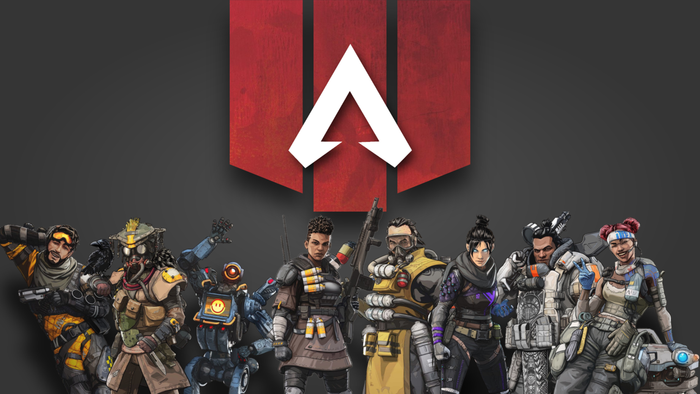The Best Apex Legends For The Iphone Wallpaper